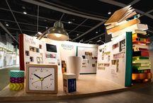 Creative booths