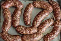 Sausages / Makkarareseptejä.