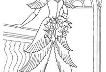 Coloring Pages / by Lorie Yocum