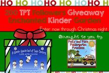 Blogs, Giveaways, and More / Teacher blogs, giveaways, and more TeachersPayTeachers goodies we find!