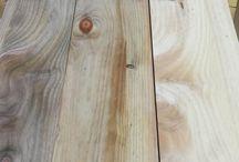 teñir madera ecológica