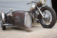 Upravené motorky