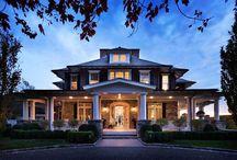Symmetrical Houses