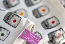 Yuki's Kitchen Kitchenware / Products and stylish bits & bobs for your kitchen