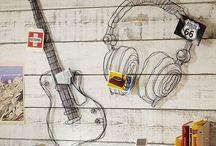 """Musique - Music / """"La musique mérite d'être la seconde langue obligatoire de toutes les écoles du monde."""" Paul Carvel"""