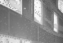 Fachadas perforadas