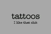 Tatt It Up  / by Catherine Kucharski