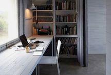 Interior. Work.