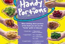 Handy portions !!