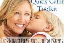 Mum's Sanity Tips / Advice