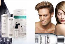 Nioxin - Wypadanie Włosów