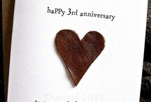 Third wedding anniversary ideas