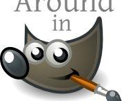 GIMP: tutorials etc..