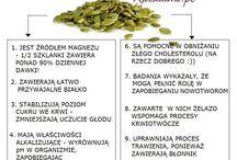Dlaczego warto jeść pestki dyni?