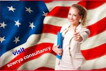 USA Educational Consultants / Sowrya Consultancy Provides best guidance for USA Educational Consultant in Hyderabad, we provide intensive coaching for GRE, Ielts and PTE with expert faculty. We also providing student visa who are looking for USA student visa under the guidance of experienced counsellors.