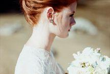 Bridal up hair