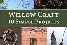 willow craft projects / willow craft projects book