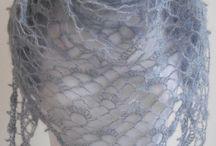 Mohair crochet ideas