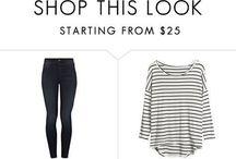 Looks to wear