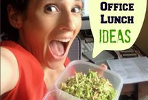 Out to Lunch / Simple lunch ideas to fuel your work day. / by Allsteel