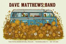 Dave Matthews Band  / by Harry Adkins
