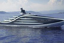 yacht fantasy