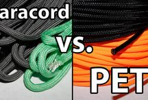 Paracord vs PET Sleeve