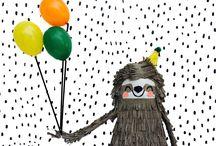 Sloth Birthday Party