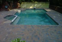 Pools by Custom Stoneworks & Design Inc. Balto. MD / Pool surrounds