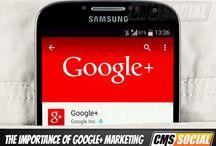 Google Plus Marketing Tips for Success / Social Media Marketing on Google Plus