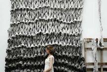 Tekstil på forskellige måder