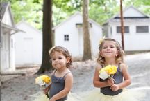 Flower Girl & Ring Bearer  / by Alyssa Deem