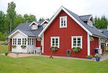 Beautiful houses.