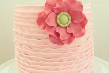 Ruffle Cake Design Ideas