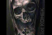 Meine Tattoo