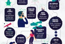 Infographic / For creative thinking