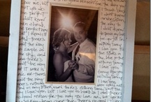 Ideas for Friend's Weddings / by Alyssa Vorhees