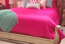 Bedrooms / by Savannah Wallace
