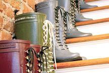 Ilse Jacobsen Støvler/Klær - Boots/Clothes