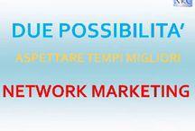 Progetti da provare / Nuovo modo di lavorare e guadagnare
