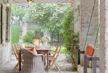 Garden/patio/terrasse