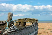 Shipwrecks / Motor boat, sail boat shipwrecks