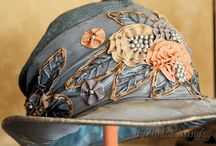Millinery / Let's Bring Hats Back!  / by Lizzie D. Wysong