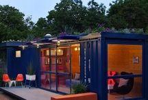 Container HomeS / Design