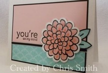 SU Cards Thinking of You/Friendship / cards / by Cathy Dawe
