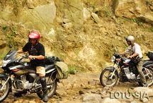 Motorcycle Tours North Vietnam