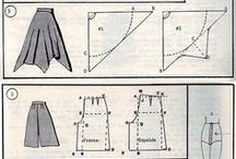 Cartamodelli abiti