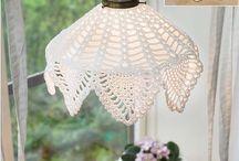 crochet lampy