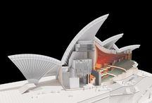 jorn utzon/sydney opera house