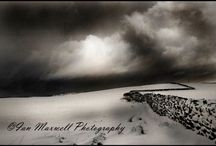 Landscape photography / A selection of my landscape photography from Bronte Country, west Yorkshire